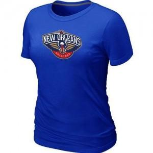 T-Shirts Bleu Big & Tall New Orleans Pelicans - Femme