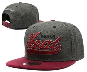 Miami Heat JTN78TY5 Casquettes d'équipe de NBA