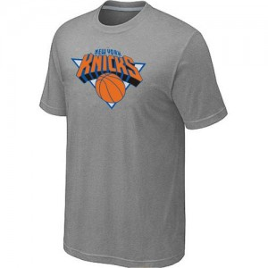 New York Knicks Big & Tall T-Shirts d'équipe de NBA - Gris pour Homme
