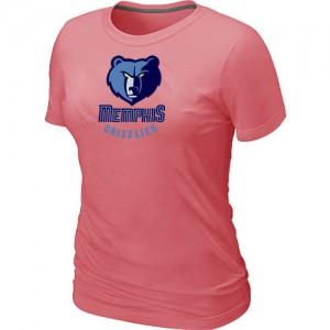 T-Shirts NBA Rose Memphis Grizzlies Big & Tall Femme