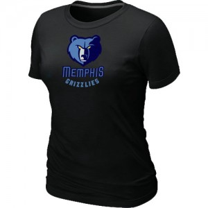 T-Shirts NBA Memphis Grizzlies Noir Big & Tall - Femme