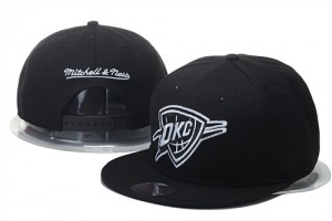 Oklahoma City Thunder ALW87QNJ Casquettes d'équipe de NBA