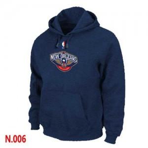 New Orleans Pelicans Marine Sweat à capuche d'équipe de NBA achats en ligne - pour Homme