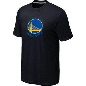 T-Shirts NBA Noir Golden State Warriors Big & Tall Homme