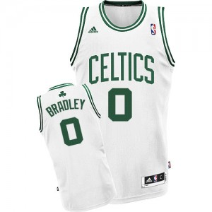 Maillot NBA Swingman Avery Bradley #0 Boston Celtics Home Blanc - Homme