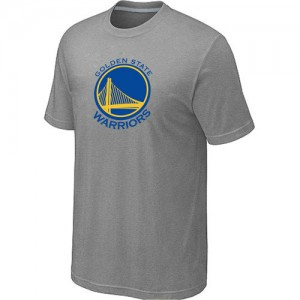 T-Shirts NBA Gris Golden State Warriors Big & Tall Homme