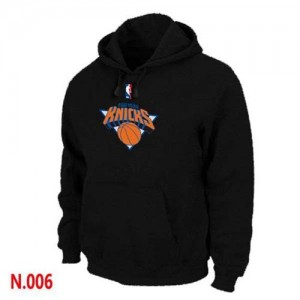 Sweat à capuche Noir New York Knicks - Homme