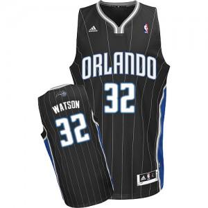 Maillot NBA Swingman C.J. Watson #32 Orlando Magic Alternate Noir - Homme