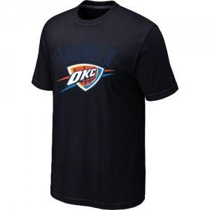 T-Shirts Noir Big & Tall Oklahoma City Thunder - Homme