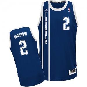 Maillot NBA Swingman Anthony Morrow #2 Oklahoma City Thunder Alternate Bleu marin - Homme