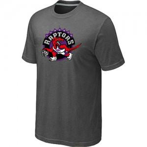 T-Shirts NBA Gris foncé Toronto Raptors Big & Tall Homme