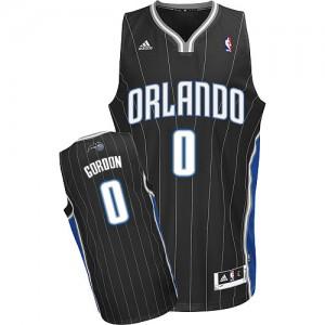 Maillot NBA Noir Aaron Gordon #0 Orlando Magic Alternate Swingman Homme Adidas