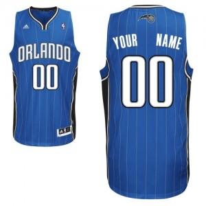 Orlando Magic Swingman Personnalisé Road Maillot d'équipe de NBA - Bleu royal pour Homme