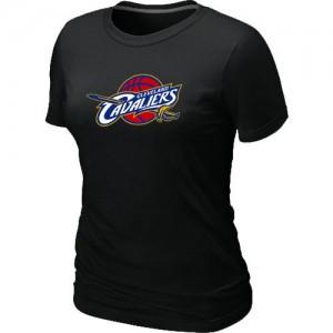 T-Shirts NBA Cleveland Cavaliers Noir Big & Tall - Femme