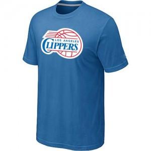 Los Angeles Clippers Big & Tall Bleu clair T-Shirts d'équipe de NBA sortie magasin - pour Homme