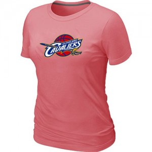 T-Shirts NBA Cleveland Cavaliers Rose Big & Tall - Femme