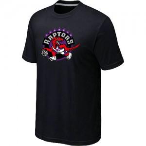 T-Shirts NBA Toronto Raptors Big & Tall Noir - Homme