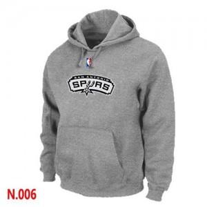 Pullover Sweat à capuche San Antonio Spurs NBA Gris - Homme