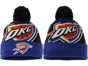 Bonnet Knit Oklahoma City Thunder NBA 726BBBT8