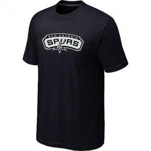 San Antonio Spurs Big & Tall T-Shirts d'équipe de NBA - Noir pour Homme