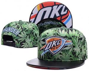 Oklahoma City Thunder KR5LPT38 Casquettes d'équipe de NBA