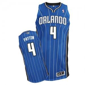 Maillot Authentic Orlando Magic NBA Road Bleu royal - #4 Elfrid Payton - Homme