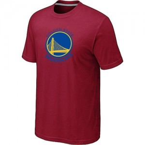 T-Shirts NBA Rouge Golden State Warriors Big & Tall Homme
