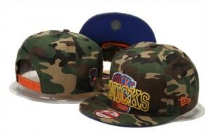 New York Knicks DABRRLXU Casquettes d'équipe de NBA pas cher
