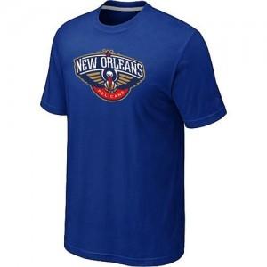 T-shirt principal de logo New Orleans Pelicans NBA Big & Tall Bleu - Homme