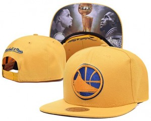 Snapback Casquettes Golden State Warriors NBA RMK6JCWX