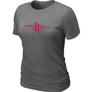 Houston Rockets Big & Tall T-Shirts d'équipe de NBA - Gris foncé pour Femme