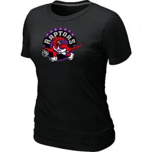 Toronto Raptors Big & Tall Noir T-Shirts d'équipe de NBA prix d'usine en ligne - pour Femme