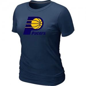 T-Shirts NBA Indiana Pacers Marine Big & Tall - Femme