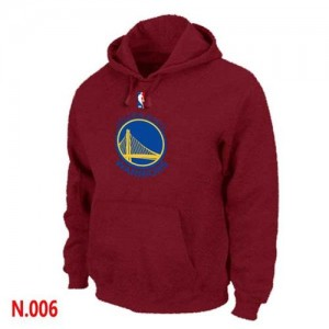 Sweat à capuche Rouge Golden State Warriors - Homme