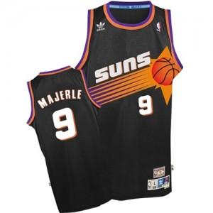 Maillot Adidas Noir Throwback Authentic Phoenix Suns - Dan Majerle #9 - Homme