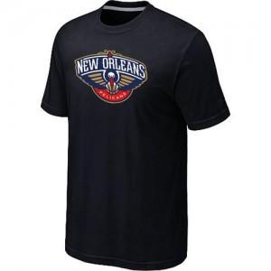 T-shirt principal de logo New Orleans Pelicans NBA Big & Tall Noir - Homme