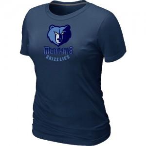 T-Shirts NBA Marine Memphis Grizzlies Big & Tall Femme