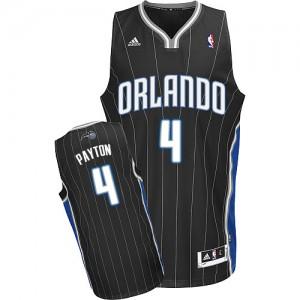 Maillot Swingman Orlando Magic NBA Alternate Noir - #4 Elfrid Payton - Homme