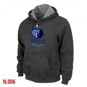 Sweat à capuche Gris foncé Memphis Grizzlies - Homme