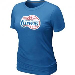 Los Angeles Clippers Big & Tall Bleu clair T-Shirts d'équipe de NBA vente en ligne - pour Femme