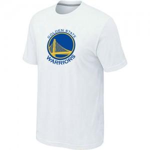 Golden State Warriors Big & Tall Blanc T-Shirts d'équipe de NBA en soldes - pour Homme