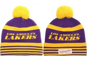 Bonnet Knit Los Angeles Lakers NBA 2KHVA6Y4