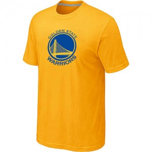 T-Shirts Jaune Big & Tall Golden State Warriors - Homme