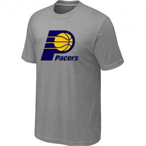 T-Shirts NBA Indiana Pacers Big & Tall Gris - Homme