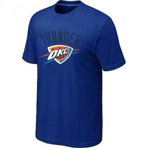 Oklahoma City Thunder Big & Tall T-Shirts d'équipe de NBA - Bleu pour Homme