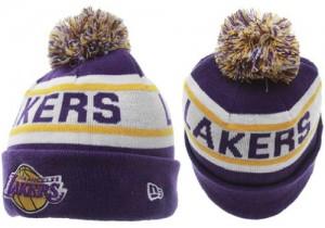 Bonnet Knit Los Angeles Lakers NBA 57MFRQK5