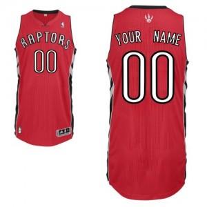 Toronto Raptors Personnalisé Adidas Road Rouge Maillot d'équipe de NBA pas cher en ligne - Authentic pour Homme