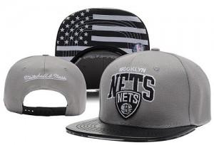 Brooklyn Nets A2CUKNX6 Casquettes d'équipe de NBA la meilleure qualité