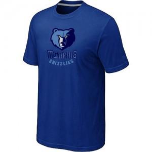 T-Shirts NBA Memphis Grizzlies Bleu Big & Tall - Homme