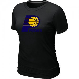 T-Shirts NBA Indiana Pacers Noir Big & Tall - Femme